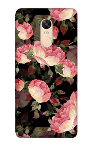 Watercolor Roses Xiaomi Redmi 5 Plus Cases & Covers Online
