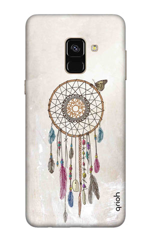 Butterfly Dream Catcher Samsung A8 2018 Cases & Covers Online