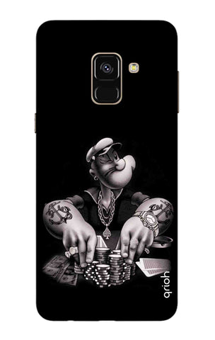 Rich Man Samsung A8 2018 Cases & Covers Online
