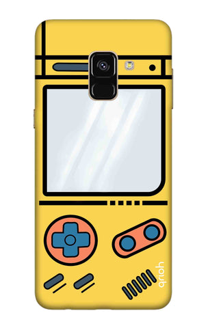 Video Game Samsung A8 2018 Cases & Covers Online
