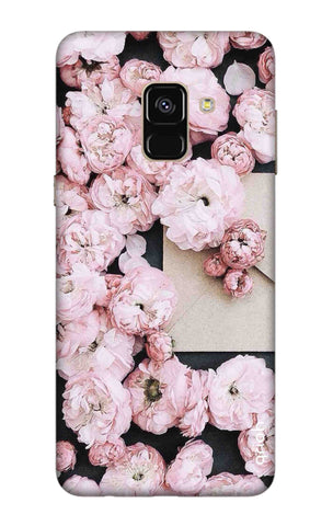 Roses All Over Samsung A8 2018 Cases & Covers Online