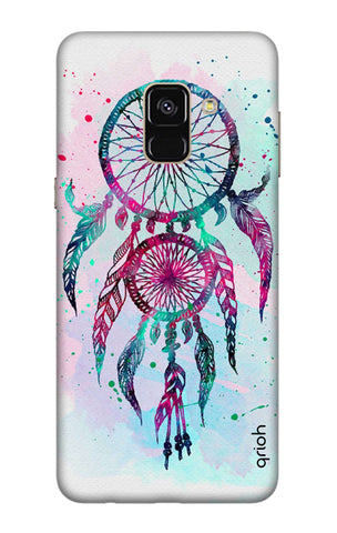 Dreamcatcher Feather Samsung A8 2018 Cases & Covers Online