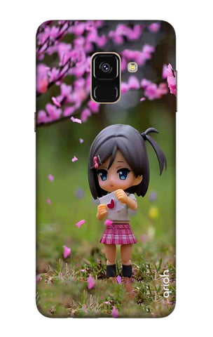 Cute Girl Samsung A8 Plus 2018 Cases & Covers Online