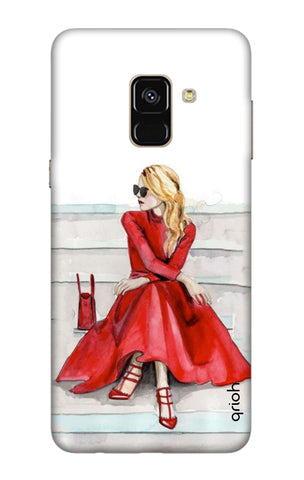 Definite Diva Samsung A8 Plus 2018 Cases & Covers Online