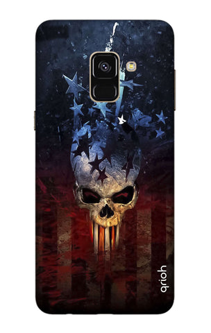 Star Skull Samsung A8 Plus 2018 Cases & Covers Online
