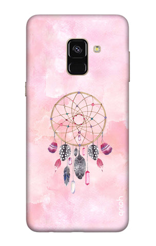 Pink Dreamcatcher Samsung A8 Plus 2018 Cases & Covers Online