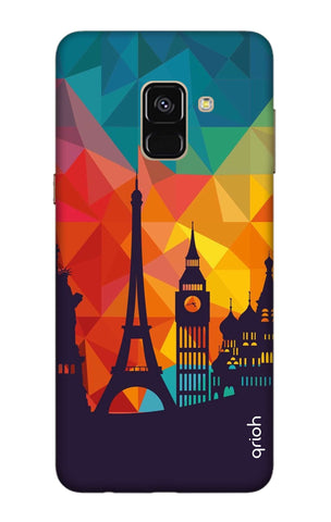 Wonders Of World Samsung A8 Plus 2018 Cases & Covers Online