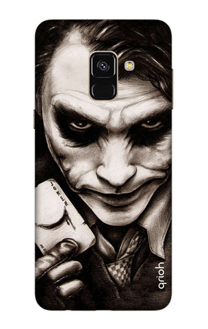 Why So Serious Samsung A8 Plus 2018 Cases & Covers Online