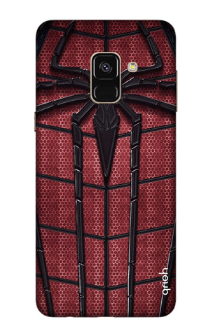 Bite Me Samsung A8 Plus 2018 Cases & Covers Online