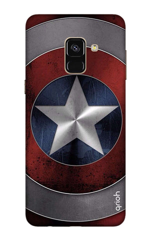 Timberwolf America Samsung A8 Plus 2018 Cases & Covers Online