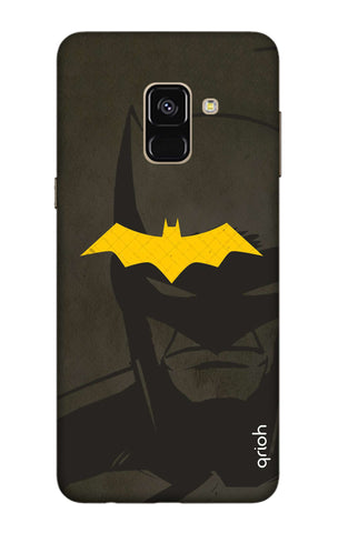 Batman Mystery Samsung A8 Plus 2018 Cases & Covers Online