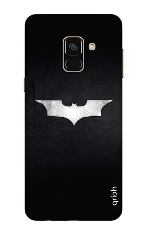 Grunge Dark Knight Samsung A8 Plus 2018 Cases & Covers Online