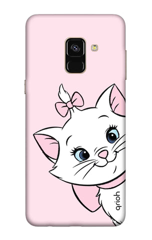 Cute Kitty Samsung A5 2018 Cases & Covers Online