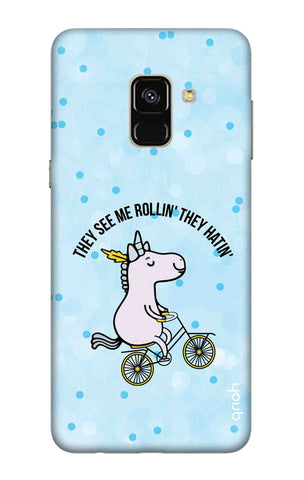 Rollin Horse Samsung A5 2018 Cases & Covers Online