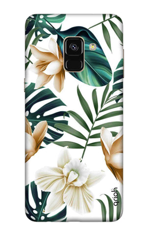 Group Of Flowers Samsung A5 2018 Cases & Covers Online