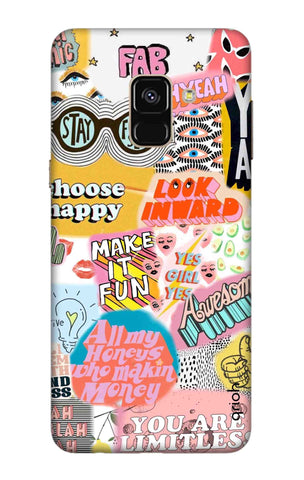 Make It Fun Samsung A5 2018 Cases & Covers Online