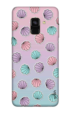 Gradient Flowers Samsung A5 2018 Cases & Covers Online