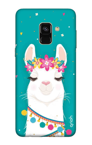 Cute Llama Samsung A5 2018 Cases & Covers Online