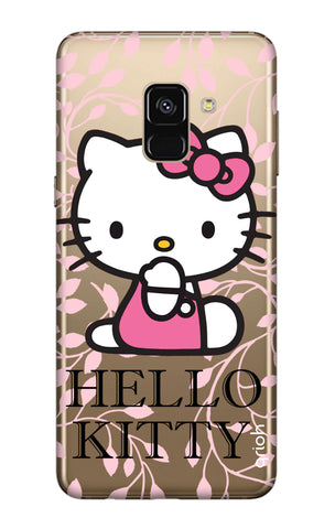 Hello Kitty Floral Samsung A7 2018 Cases & Covers Online