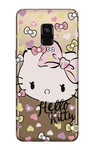 Bling Kitty Samsung A7 2018 Cases & Covers Online