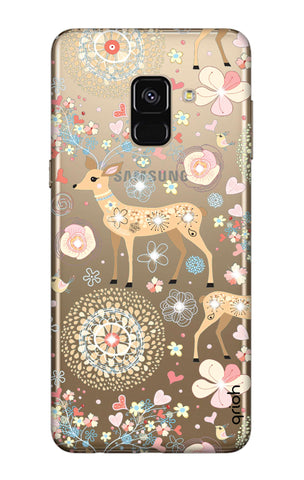 Bling Deer Samsung A7 2018 Cases & Covers Online
