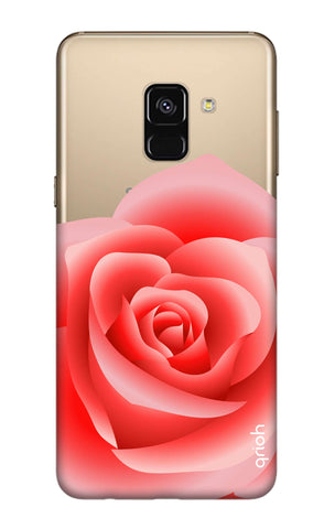 Peach Rose Samsung A7 2018 Cases & Covers Online