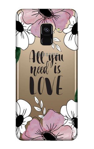 All You Need is Love Samsung A7 2018 Cases & Covers Online
