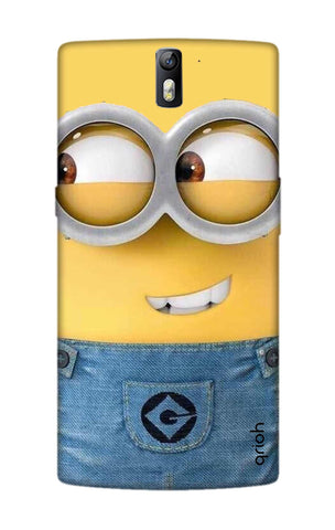 Smirk OnePlus One Cases & Covers Online