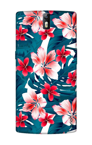 Floral Jungle OnePlus One Cases & Covers Online