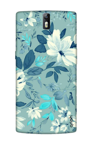 White Lillies OnePlus One Cases & Covers Online