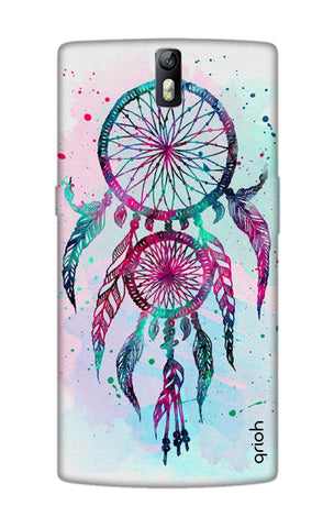 Dreamcatcher Feather OnePlus One Cases & Covers Online