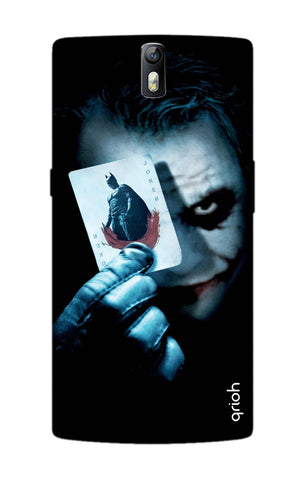 Joker Hunt OnePlus One Cases & Covers Online