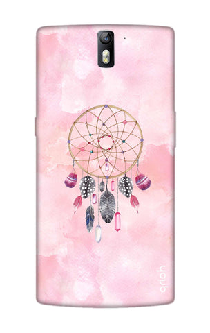 Pink Dreamcatcher OnePlus One Cases & Covers Online