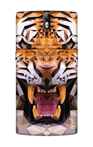 Tiger Prisma OnePlus One Cases & Covers Online