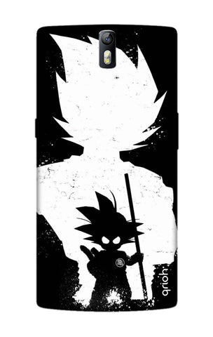 Goku Unleashed OnePlus One Cases & Covers Online