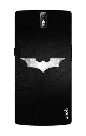 Grunge Dark Knight OnePlus One Cases & Covers Online