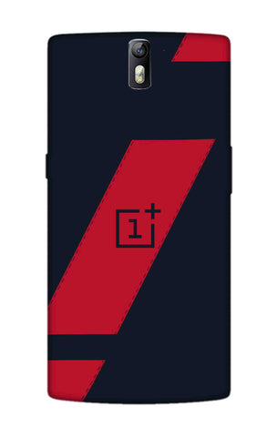 Printed Grid OnePlus One Cases & Covers Online