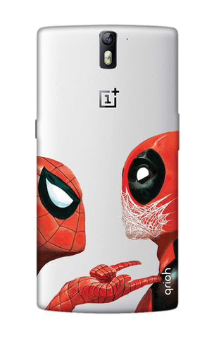 Sup Deadpool OnePlus One Cases & Covers Online