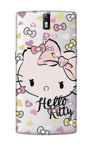 Bling Kitty OnePlus One Cases & Covers Online