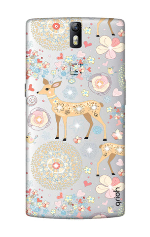 Bling Deer OnePlus One Cases & Covers Online