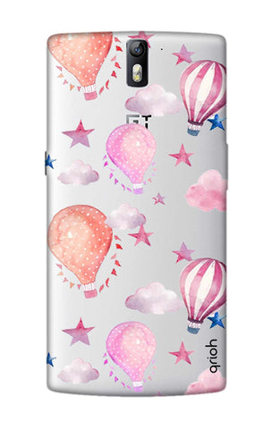 Flying Balloons OnePlus One Cases & Covers Online