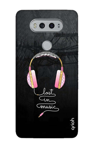 Lost In Music LG V20 Cases & Covers Online