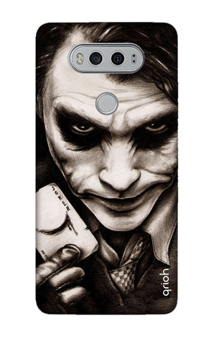 Why So Serious LG V20 Cases & Covers Online
