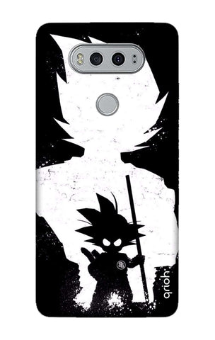 Goku Unleashed LG V20 Cases & Covers Online