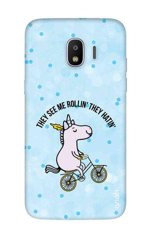 Rollin Horse Samsung J2 Pro 2018 Cases & Covers Online
