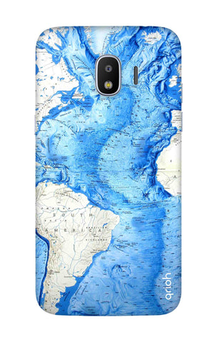 World Map Samsung J2 Pro 2018 Cases & Covers Online