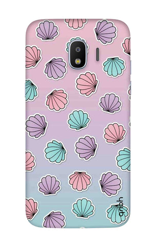 Gradient Flowers Samsung J2 Pro 2018 Cases & Covers Online