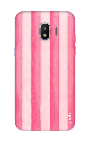 Painted Stripe Samsung J2 Pro 2018 Cases & Covers Online