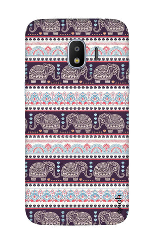 Elephant Pattern Samsung J2 Pro 2018 Cases & Covers Online