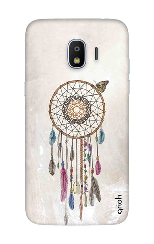 Butterfly Dream Catcher Samsung J2 Pro 2018 Cases & Covers Online